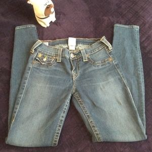 True religión brand jeans skinny size 27